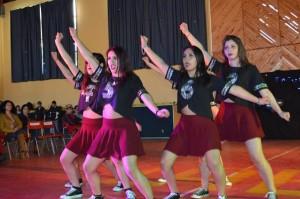 Baile y Expresiones Urbanas 2016